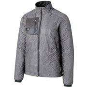ポリゴン2ULジャケット(スタッフバッグ付) FIW0301 TI Lサイズ [アウトドア ジャケット レディース]