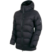 Xeron IN Hooded Jacket AF Women 1013-00711 0001black XSサイズ [アウトドア ダウンウェア レディース]