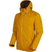 Convey 3 in 1 HS Hooded Jacket AF Men 1010-27410 1246golden-black Mサイズ [アウトドア ジャケット メンズ]