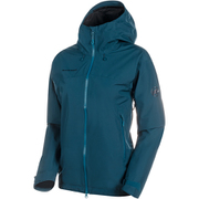 Ayako Pro HS Hooded Jacket AF Women 1010-27560 wing teal Sサイズ [アウトドア ジャケット レディース]