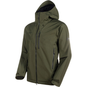 Aヤコプロエイチエスフーデットジャケットメン Ayako Pro HS Hooded Jacket AF Men 1010-27550 4584 iguana XLサイズ [アウトドア ジャケット メンズ]