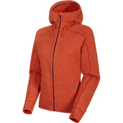 Arctic ML Hooded Jacket Women 1014-15703 3592pepper-dark pepper melange XSサイズ [アウトドア ジャケット レディース]