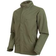 Trovat 3 in 1 HS Hooded Jacket AF Men 1010-27310 40065iguana-phantom Mサイズ [アウトドア ジャケット メンズ]