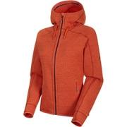 Arctic ML Hooded Jacket Women 1014-15703 3592pepper-dark pepper melange XLサイズ [アウトドア ジャケット レディース]