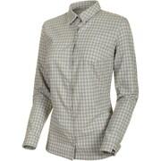 Winter Longsleeve Shirt Women 1015-00470 00340 highway-granit Mサイズ [アウトドア シャツ レディース]