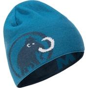 Mammut Logo Beanie 1191-04891 wing teal-sapphire [スポーツウェアアクセサリ ビーニー]