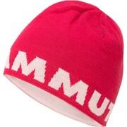 Mammut Logo Beanie 1191-04891 dragon fruit-blush [スポーツウェアアクセサリ ビーニー]