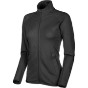 Nair ML Jacket AF Women 1014-00551 black melange Sサイズ [アウトドア ジャケット レディース]