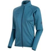 Nair ML Jacket AF Women 1014-00551 50245sapphire melange XXLサイズ [アウトドア フリース レディース]