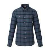 Women's Classic Hiking Shirt 422841 N00ネイビー Lサイズ [アウトドア シャツ レディース]