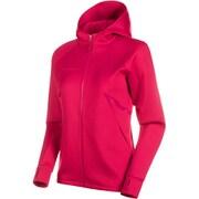 Avers ML Hooded Jacket AF Women 1014-01650 3547dragon fruit XXLサイズ [アウトドア ジャケット レディース]