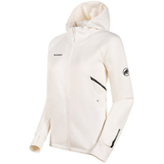 Avers ML Hooded Jacket AF Women 1014-01650 00229bright white XXLサイズ [アウトドア ジャケット レディース]
