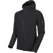 Macun SO Hooded Jacket AF Men 1011-00790 0001 black XSサイズ [アウトドア ジャケット メンズ]