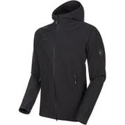 マクンエスオーフーデットジャケットメン Macun SO Hooded Jacket AF Men 1011-00790 0001 black XLサイズ [アウトドア ジャケット メンズ]