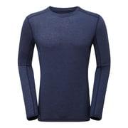 プリミノ140 L/S Tシャツ GMP1LSL 736 ATCブルー Sサイズ [アウトドア アンダーウェア]