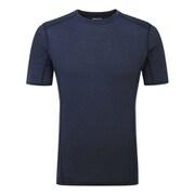 プリミノ140 Tシャツ ATCブルー Lサイズ [アウトドア アンダーウェア]
