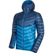 Broad Peak IN Hooded Jacket AF Men 1013-01140 sapphire-wing teal Sサイズ [アウトドア ダウンウェア メンズ]