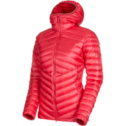 Broad Peak IN Hooded Jacket AF Women 1013-01150 dragon fruit-scooter Mサイズ [アウトドア ダウンウェア レディース]
