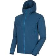 Rime Light IN Flex Hooded Jacket AF Men 1013-01300 wing teal XLサイズ [アウトドア ジャケット メンズ]