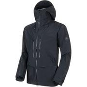 Teton HS Hooded Jacket AF Men 1010-27120 black XLサイズ [アウトドア ジャケット メンズ]
