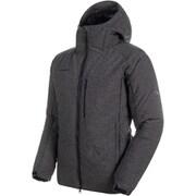 Whitehorn Pro IN Hooded Jacket AF Men 1013-01330 black melange XSサイズ [アウトドア ダウンウェア メンズ]