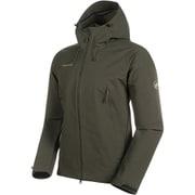 Masao SO Jacket Men 1011-00460 iguana Sサイズ [アウトドア ジャケット メンズ]