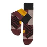 High Sock W 322.00107 Mulberry/Pecan Sサイズ [ランニング小物]
