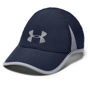 UA Mens Shadow Cap 4.0 1291840 MDN/STL/RLT [スポーツウェア アクセサリ 帽子]