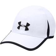 UA Mens Shadow Cap 4.0 1291840 WHT/BLK/RLT [スポーツウェア アクセサリ 帽子]