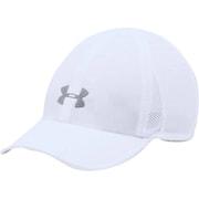 UA Shadow Cap 2.0 1295154 WHT/WHT/SIL [スポーツウェア アクセサリ 帽子]