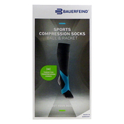 SC SOCKS BALL&RACKET 62111280 シルバー/ポーラー ショートSサイズ [ランニング小物]
