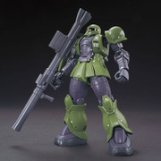 HG 機動戦士ガンダム THE ORIGIN ザクI デニム/スレンダー機 [1/144スケール ガンダムプラモデル 2021年7月再生産]