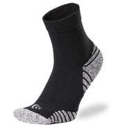 グリップパイルクォータソックス Grip Pile Quarter Socks GC29301 (BK)ブラック Mサイズ [ソックス ユニセックス]