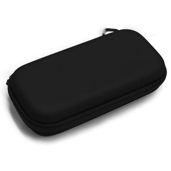 CC-SLSHP-BK [Switch Lite用 セミハードポーチ ブラック]