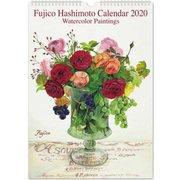CAL-10 [【限定】2020 カレンダー 橋本不二子 Roses L]