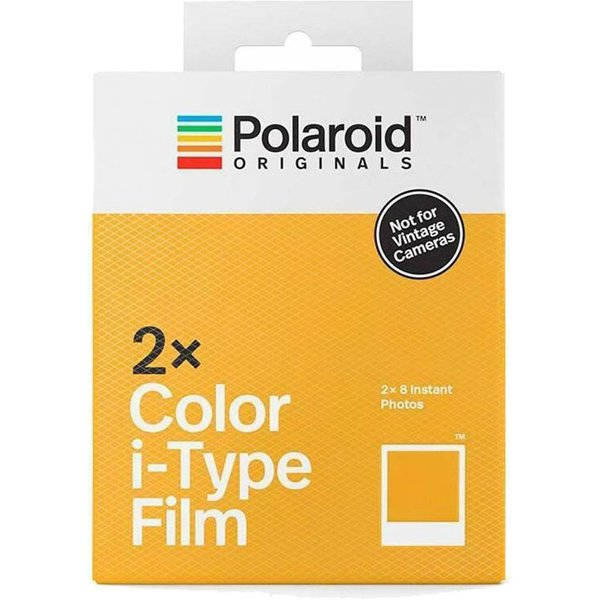 Color Film for i-Type - double pack [インスタントフィルム]