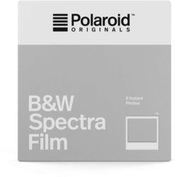 B&W Film for Image/spectra [インスタントフィルム]