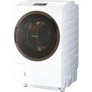 TW-127X8L(W) [ドラム式洗濯乾燥機 ZABOON ウルトラファインバブルW搭載 左開き 12.0kg グランホワイト]