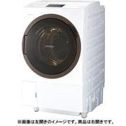 TW-127X8R(W) [ドラム式洗濯乾燥機 ZABOON ウルトラファインバブルW搭載 右開き 12.0kg グランホワイト]