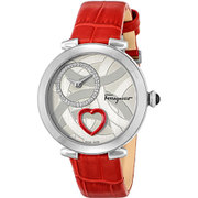 FE2030016 [フェラガモ クオーレ シルバー 腕時計 並行輸入品 2年保証]