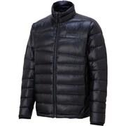 1000 EASE DOWN JACKET TOMOJL28 (BK)ブラック Lサイズ [アウトドア ダウンウェア メンズ]