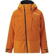 Aither Jacket G11920P (O)オレンジ Sサイズ [スキーウェア ジャケット メンズ]