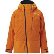 Aither Jacket G11920P O_オレンジ Mサイズ [スキーウェア ジャケット メンズ]