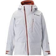 Aither Jacket G11920P (MW)ムーンホワイト XLサイズ [スキーウェア ジャケット メンズ]