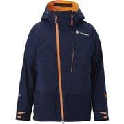 Aither Jacket G11920P (N)ネイビー Mサイズ [スキーウェア ジャケット メンズ]