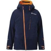 Aither Jacket G11920P N_ネイビー Lサイズ [スキーウェア ジャケット メンズ]