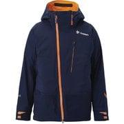 Aither Jacket G11920P N_ネイビー XLサイズ [スキーウェア ジャケット メンズ]