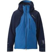 Tellus Jacket G11922P AD_アドニスブルー XLサイズ [スキーウェア ジャケット メンズ]