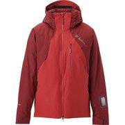 Tellus Jacket G11922P FR_ファイヤーレッド Mサイズ [スキーウェア ジャケット メンズ]
