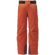 Tellus Pants G31922P BO_バーントオレンジ Mサイズ [スキーウェア ボトムス メンズ]